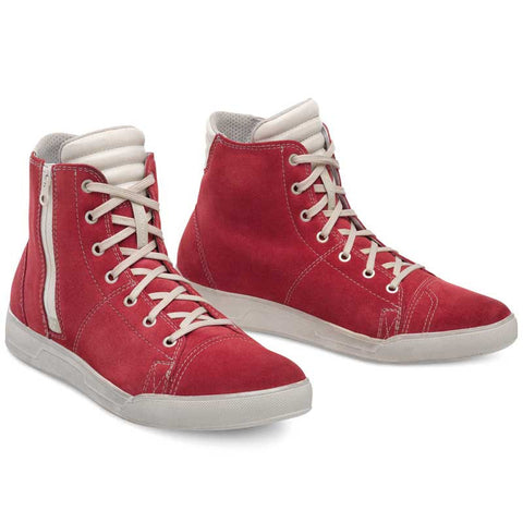 "GAERNE Baskets ""Voyager City"" Rouge (GAE 2920-005)"
