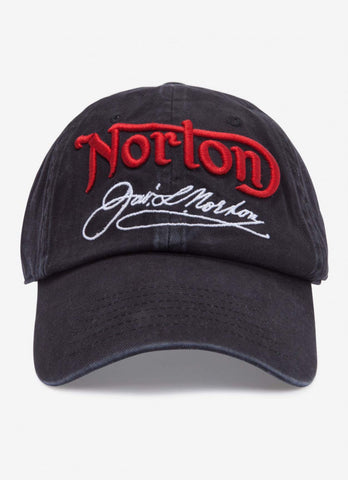 "Norton By Pepe Jeans Cap ""MALHER"" Black"