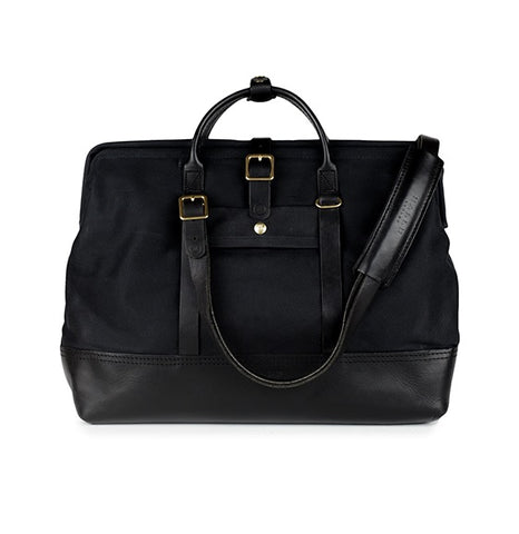 "Malle London ""Jack Shoulder Bag"" Black"