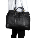 "Malle London ""Bruno Weekender"" Black"