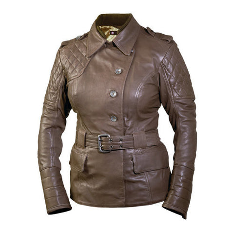 "Roland Sand Veste Femme ""Oxford"" Clay (RSD JKT-WN-OXFORD-CLAY"