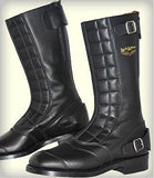 "Lewis Leathers Boots ""Road Racer"" Black (LL 177-Black)"