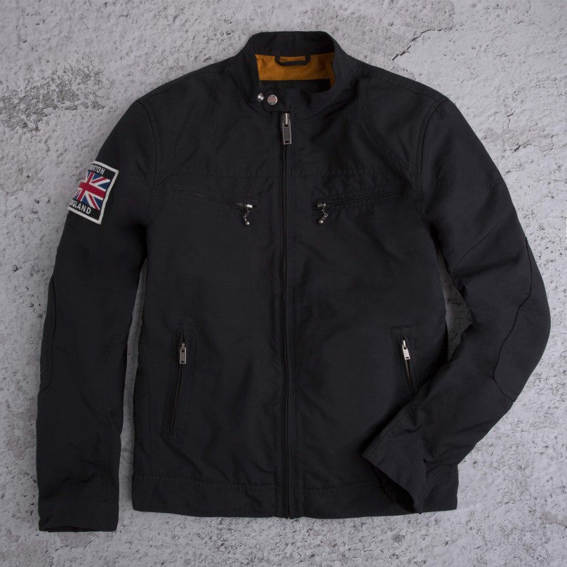 "Norton By Pepe Jeans Overcoats ""MANX"" Black"
