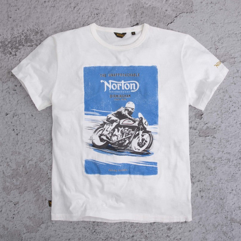 "Norton By Pepe Jeans T-Shirt ""ARTIE"" White"