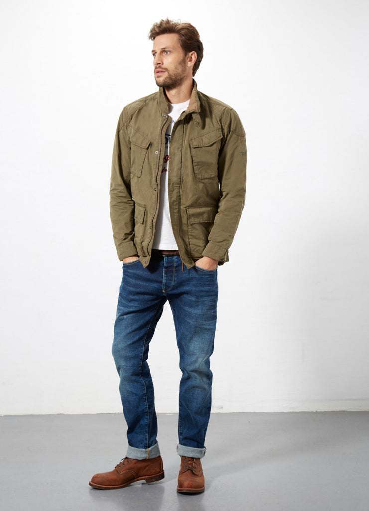 Norton By Pepe Jeans Jacket