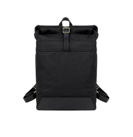 "Malle London ""Edward Backpack"" Black"