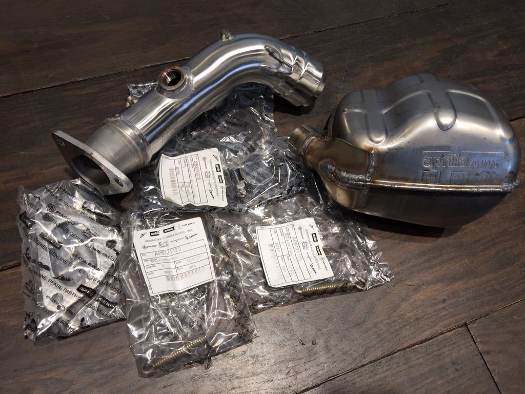"Aprilia Caponord 1200 ""Kit Optimiseur de Performance"" (2S000161)"