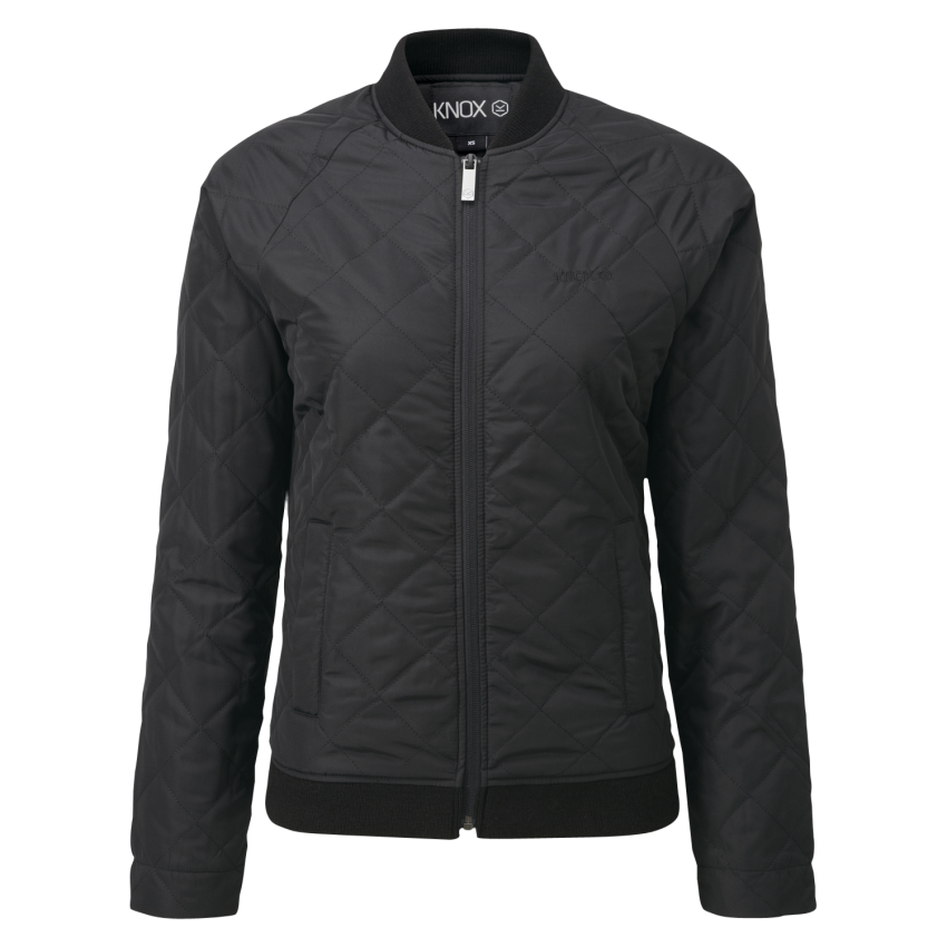"Knox Jacket Women ""Thermal Quilted ""Black (KNX 10754013560)"