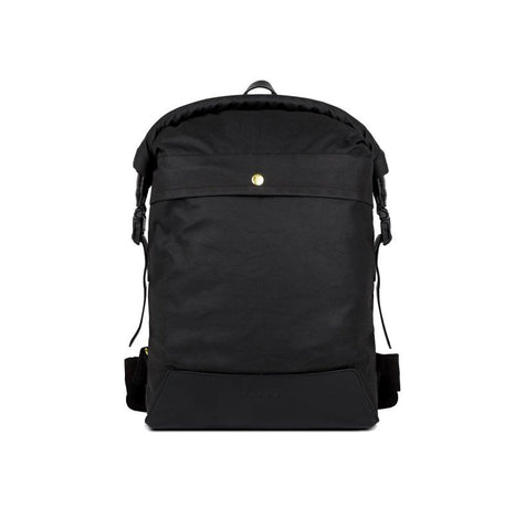 "Malle London ""Max Pannier & BackPack"" Black"