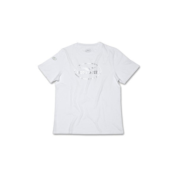 "Moto Guzzi Vetements ""T-Shirt Original Blanc"" (605790M02W)"