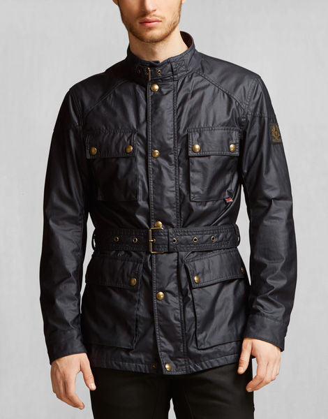 "Belstaff Jacket ""ROADMASTER"" Dark Navy (BELS 71050045-NAVY)"