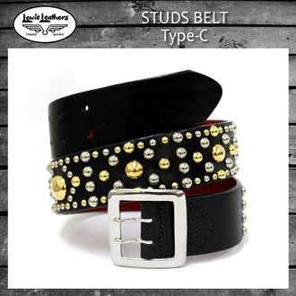 "Lewis Leathers Belt ""Ton Ten"""