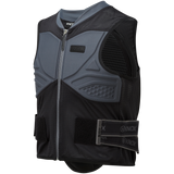"Knox Jacket Men ""Track Vest MkIII"" Black/Grey (KNX 12400010030)"