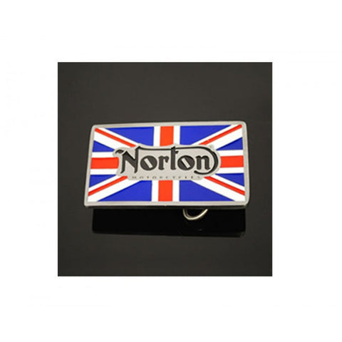 "Norton Belt Buckle ""Union Jack"" (NTN 1991210)"