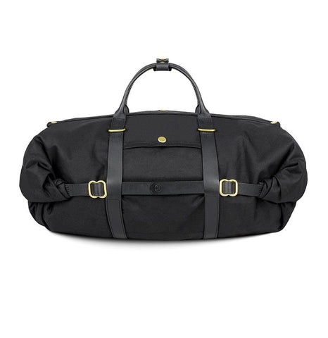 "Malle London ""Vincent Duffel"" Black"