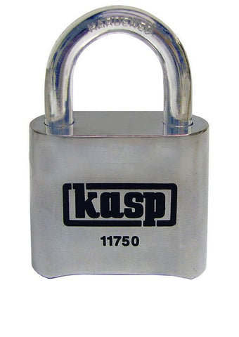 K11750D Heavy Duty Combination Padlock 50mm