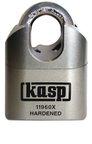 K11960XD Shrouded, High Security Combination Padlock 60mm