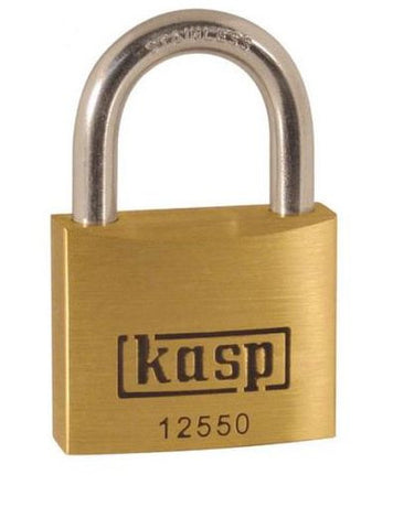 K12550SD Premium Brass Padlock 50mm