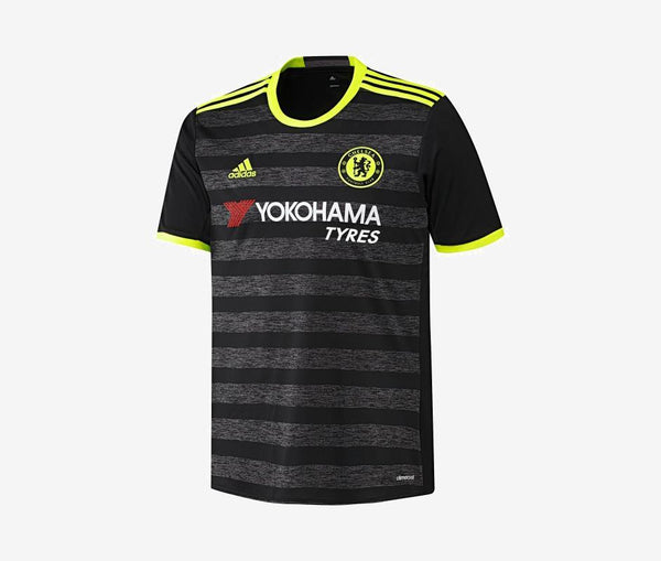 Adidas Chelsea Away Jersey (2016-17) - United World Soccer - 1