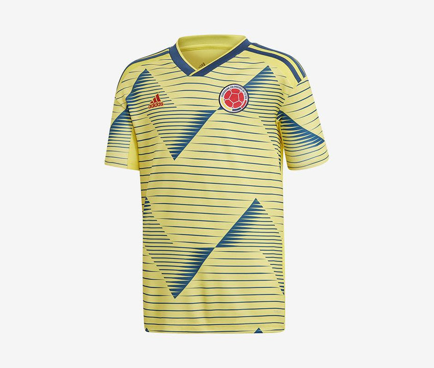c0010c3361e Colombia 2019 Youth Home Jersey – Yp Soccer