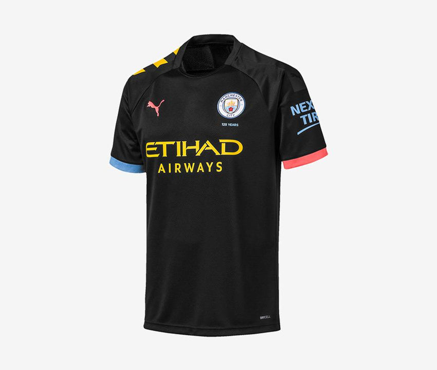 the best attitude 2445f 7419c Manchester City 2019-20 Away Jersey