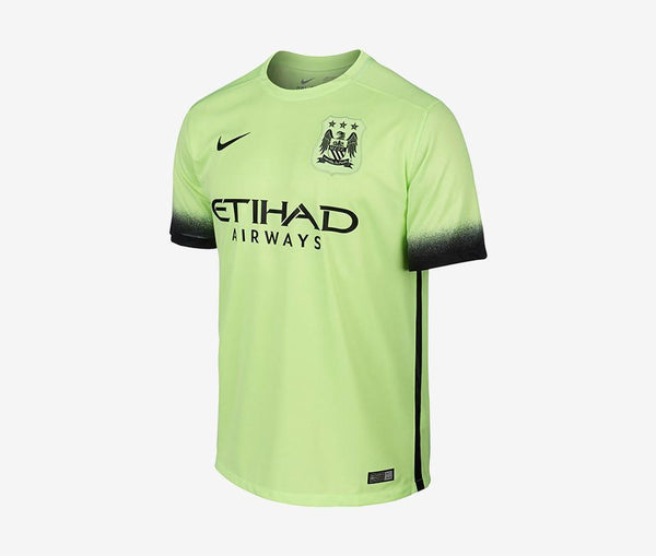 Nike Manchester City FC 3rd Jersey - United World Soccer - 1