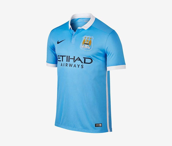 Nike Manchester City FC Home Jersey - United World Soccer - 1