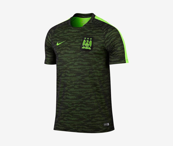 Nike Manchester City FC Flash Training Jersey - United World Soccer - 1