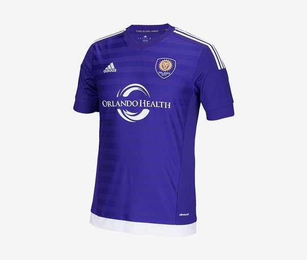 Adidas Orlando City Home Jersey Youth - United World Soccer - 1