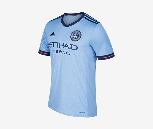 New York City FC 2018 Home Jersey