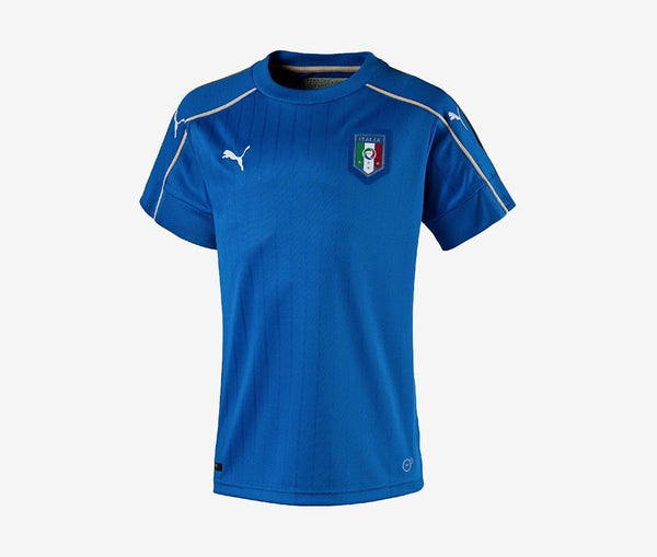 Puma Italy Home Jersey Youth - United World Soccer