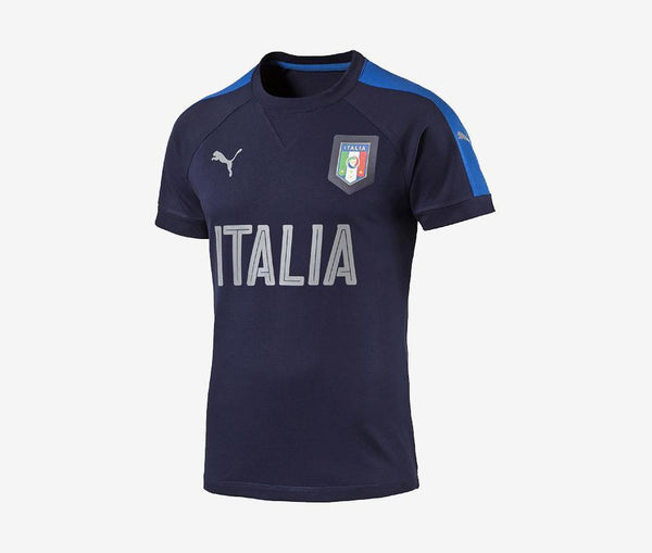 Puma Italy Casual Performance T-Shirt - United World Soccer