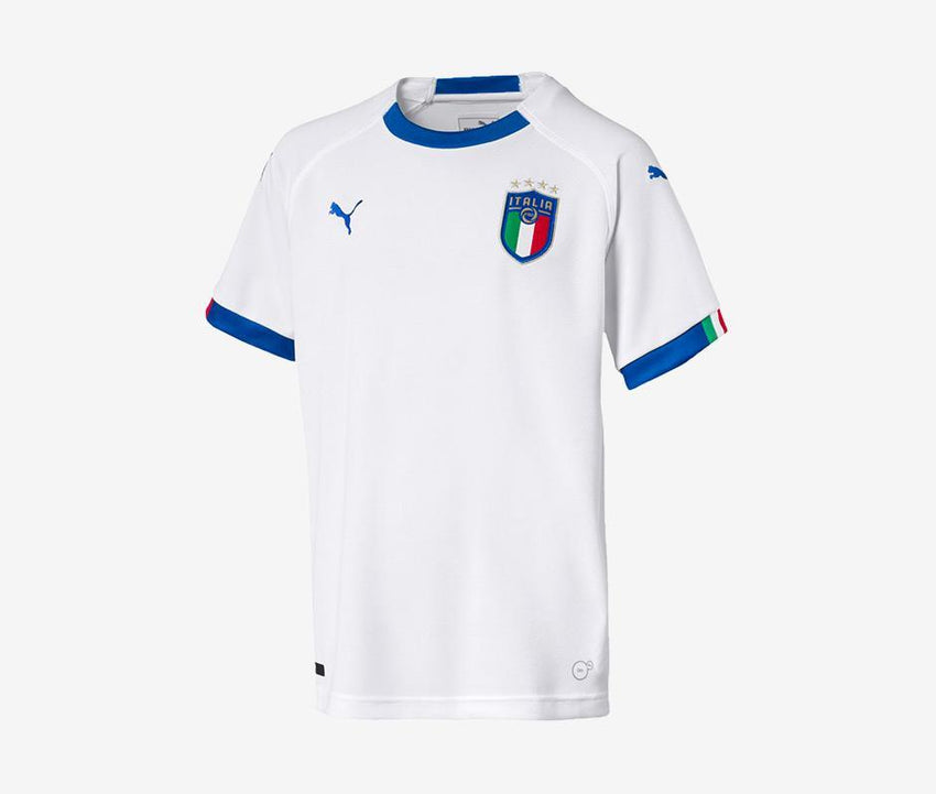 7fac16472 Italy 2018 Youth Away Jersey – Pelé Soccer