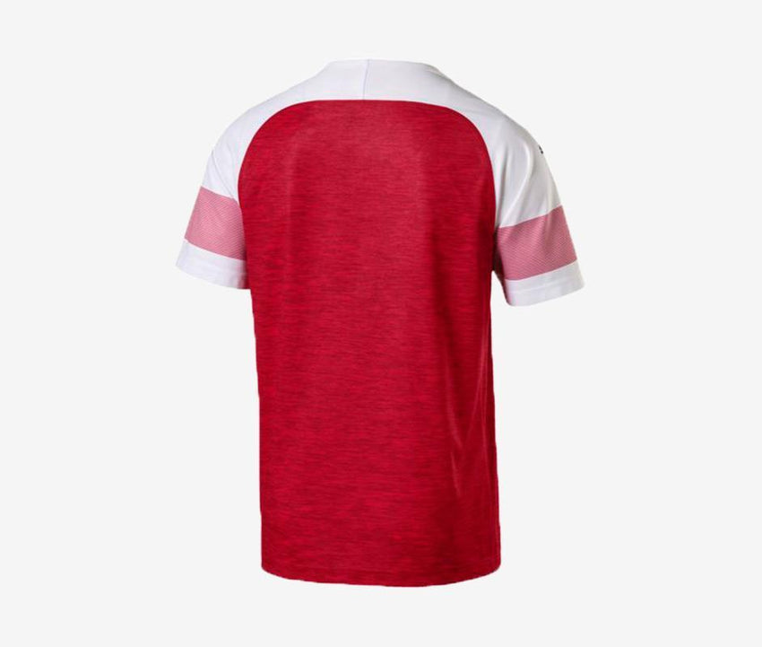 outlet store 34637 2cf1d Arsenal 2018-19 Home Jersey