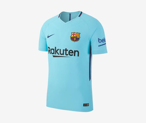 Barcelona 2017-18 Away Vapor Match Jersey