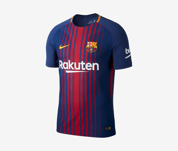 Barcelona 2017-18 Match Home Jersey