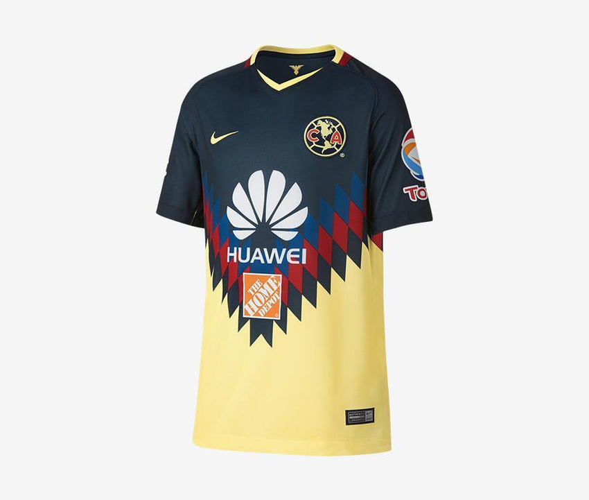 9359cb79b Club America 2017-18 Youth Home Jersey – Yp Soccer