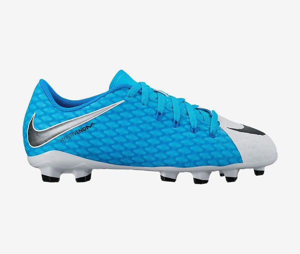 Nike Hypervenom Phelon III Firm Ground Jr