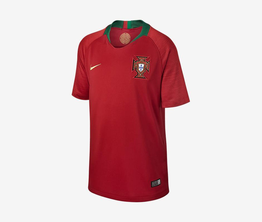 35fd4712f262b Portugal 2018 Youth Home Jersey – Pelé Soccer