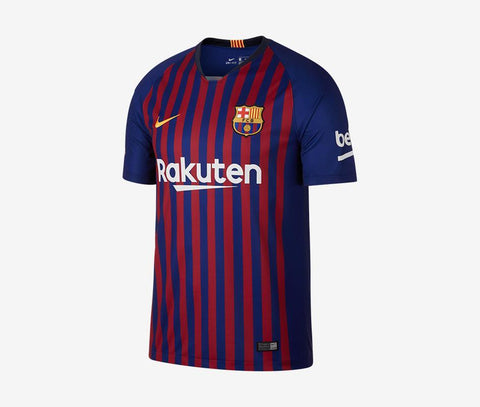 1f5977804 Barcelona 2018-19 Home Jersey