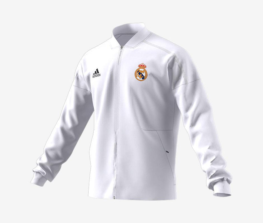 a3ad776bb08 1; 2; 3; 4; 5. Real Madrid 2018-19 Knit ZNE Jacket ...