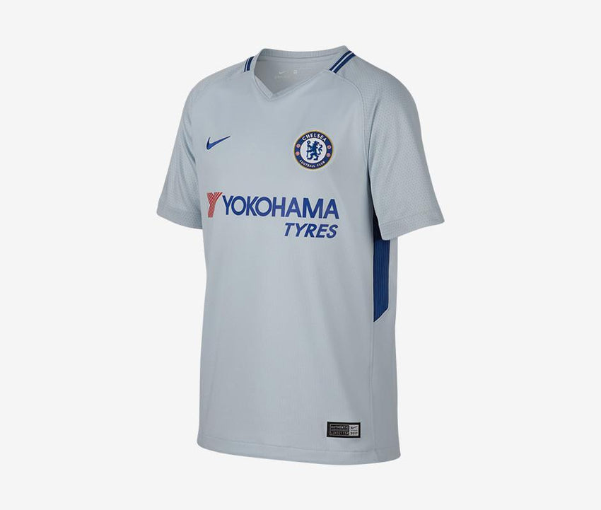 85f5022d8bfda Chelsea 2017-18 Youth Away Jersey – Pelé Soccer