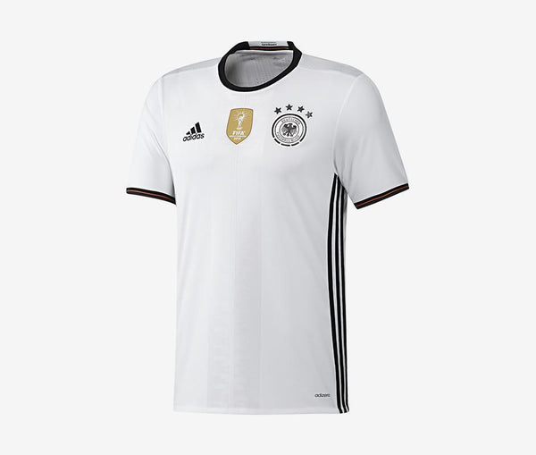 Adidas Germany Home Jersey Authentic - United World Soccer