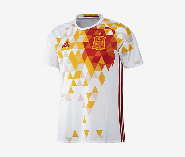 Adidas Spain Away Jersey - United World Soccer