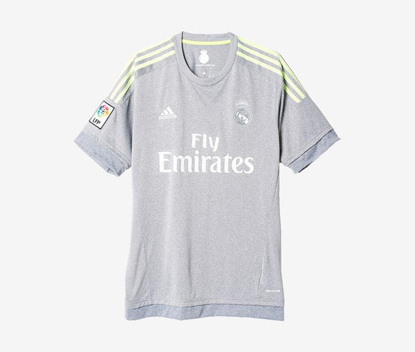 Adidas Real Madrid Away Jersey - United World Soccer - 1