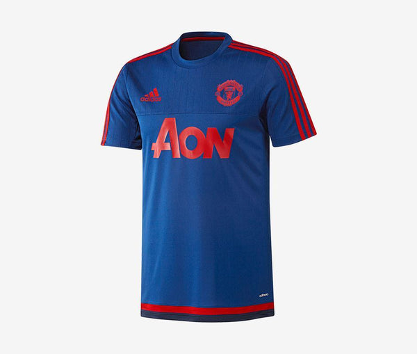 Adidas Manchester United Training Jersey - United World Soccer - 1
