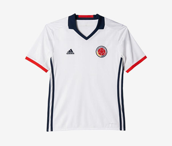 Colombia 2016-17 Youth Home Jersey