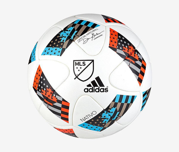 Adidas 2016 MLS Official Match Ball - United World Soccer