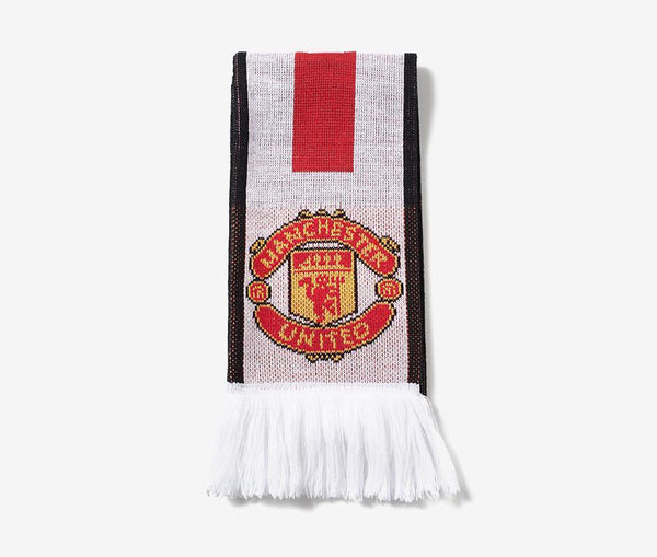 Adidas Manchester United Scarf - United World Soccer - 2