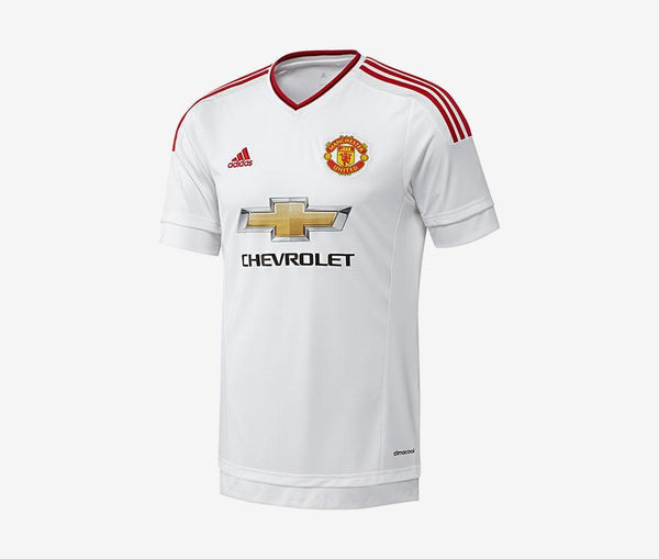 Adidas Manchester United Away Jersey - United World Soccer - 1